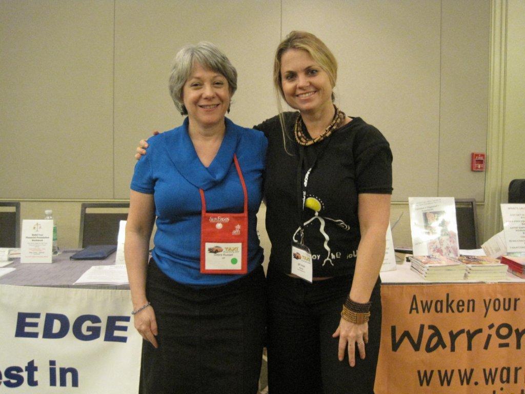 Debra Russell, Gilli Moon, Art Business Coach