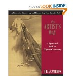 Debra Russell recommends, The Artist's Way, Julia Cameron, creativity, art, overcoming blocks
