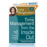 Debra Russell recommends, time management, Systems