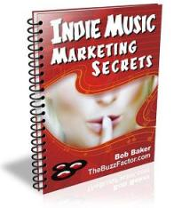 Debra Russell recommends, Bob Baker, The Buzz Factor, Art and Entertainment Industry, music business, marketing