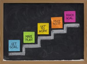 goals, plans, vision action