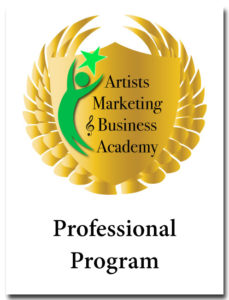 Artists MBA, Professional Program