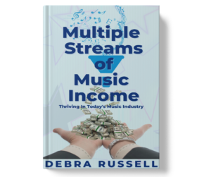 music business, multiple streams, income
